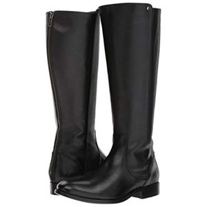 FRYE Melissa Stud Back Zip Tall Riding Boots 6 B